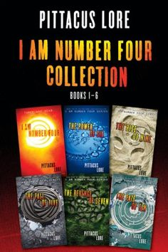 Image result for i am number four series