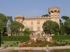 Castillo de San Marcial (Cataluña)
