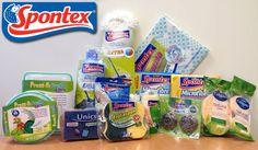 Consigue una cesta de productos Spontex y Calypso para el cuidado de tu hogar #SorteosActivos #Sorteamus Sorteo por #Spontex