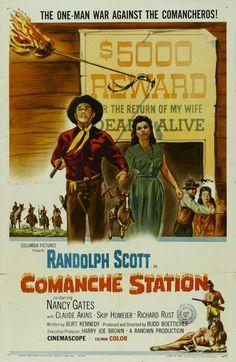Comanche Station - Budd Boetticher - 1960