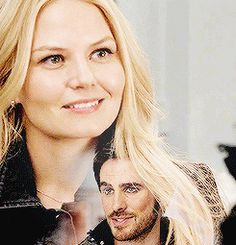 Once Upon a Time | Captain Swan (gif)