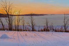 A Winter's Glow: Sergio Roffo; via wasbella102 on tumblr