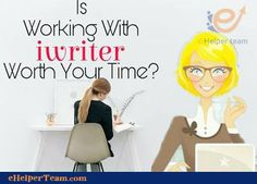 Join the iWriter website to earn money writing How To Get Money, Earn Money, Password Strength, Article Writing, Start Writing, Trust Yourself, Search Engine, Good Books, Digital Marketing