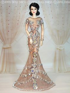 Evening Dress for sell EFDD | by eifel85, eifel doll dress