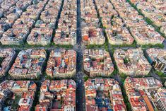 How to Increase a City's Affordable Rental Housing Units? The case of Barcelona | ArchDaily Affordable Housing, Barcelona, The Unit, City, Barcelona Spain