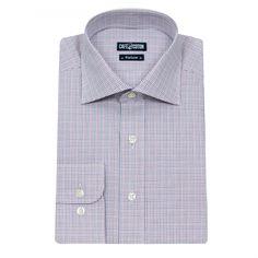 Chemise coupe cintrée à carreaux multicolores #chemise