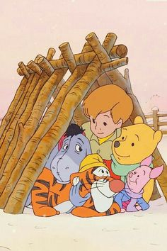 Image uploaded by Disney. Find images and videos about cute, disney and winnie the pooh on We Heart It - the app to get lost in what you love. Cute Winnie The Pooh, Winne The Pooh, Winnie The Pooh Quotes, Winnie The Pooh Friends, Cute Disney Wallpaper, Cartoon Wallpaper, Disney Images, Disney Art, Disney And More