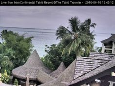 Tahiti webcam en direct