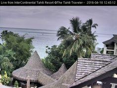 Tahiti webcam en direct