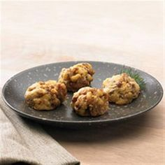 Johnsonville(R) sausage balls are a crowd-pleasing party appetizer any time of year.