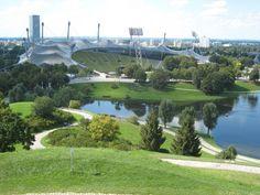 Munich Olympia Park, Germany