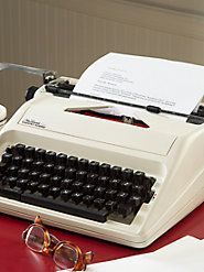 Classic Desk Accessories   Home Office Supplies   Vintage Typewriters