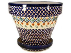 I need more Polish pottery. I NEED IT!