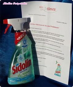 Sidolin Pro Nature Sensitive mit natürlichen Inhaltsstoffen | Mirellas Testparadies