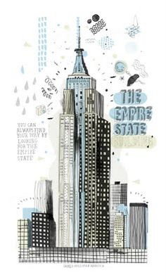 All The Buildings in New York's take on the Empire State Building