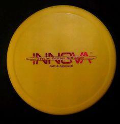 175g Innova Special Edition Soft Rhyno Ontario Disc Golf Putt & Approach Rare US #Innova