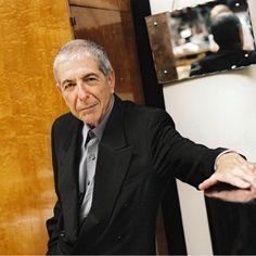 The Engaging Mr. Leonard Cohen
