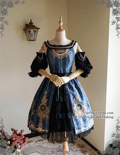 Exclusive Designer Fashion Neo-ludwig Elegant by Fanplusfriend