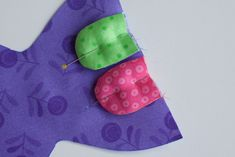 I spent some time today finishing a tutorial and pattern for the Little FishyBean Bag/Soft ToyI designed. The tutorial and pattern have d...