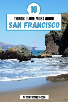 Tap the photo for my list of the 10 things I love most about San Francisco. Find ideas on must see attractions, the best places to eat, and so much more. San Francisco Travel, Best Places To Eat, The Good Place, Things To Do, Love, City, Fun, Ideas, Things To Make