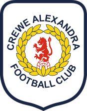 Crewe Alexandra FC, League One, Crewe, Cheshire, England