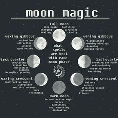 Shared by Find images and videos about moon, magic and wicca on We Heart It - the app to get lost in what you love. Wiccan Spells, Magick, Curse Spells, Wiccan Rituals, Wiccan Magic, Magic Spells, Tarot, Waxing Gibbous, Baby Witch