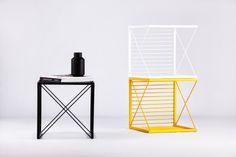Stripe is a minimalist design created by Macedonia-based designer Natali Ristovska and Miki Stefanoski.
