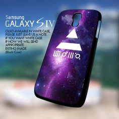 Triangle Galaxy 30 Second To Mars for Samsung Galaxy S4 Case