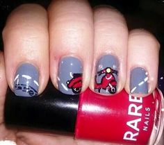 nail art #scooters