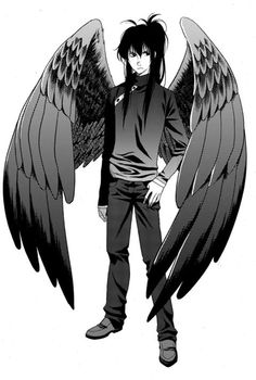 Fang, Maximum Ride <3