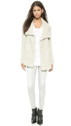 Brochu Walker Brioche Cardigan