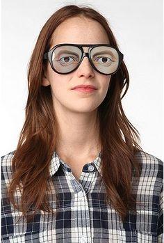 Instant Weirdo glasses - set of 2 $8