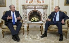 Israel, Russia to coordinate military action on Syria: Netanyahu | Reuters