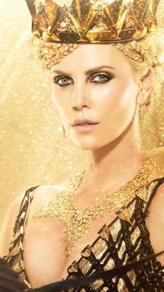 Charlize Theron - The Huntsman Winter's War' (2016).
