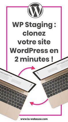 WP Staging Site Wordpress, Staging, Blog, Words, Techno, Unique, Tutorials, Management, Blogging