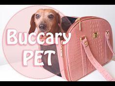 DIY - Bolsa Passeio Para Pet E Gatinhos - Molde - YouTube