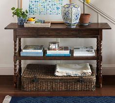 Westport Console Table | Pottery Barn AU