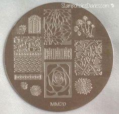 Messy Mansion MM20 StampoholicsDiaries.com
