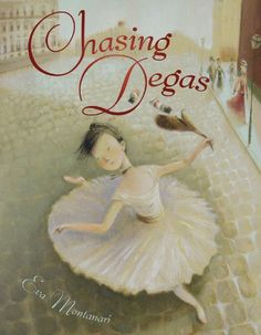 Childrens Book Review of Chasing Degas