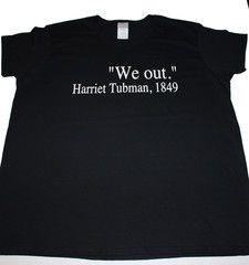Harriet Tubman T-Shirt - XL