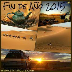 Estás listo para pasar tu FIN DE AÑO en el DESIERTO DEL SAHARA? Vive la última noche del año de una forma especial, entre las dunas de Merzouga, nómadas del desierto, pistas del Dakar, la belleza de sus atardeceres y el ambiente bereber. Rutas a partir de 3 días desde Marrakech, Casablanca o Fez. Infórmate en www.alimatours.com - alimatours@hotmail.com  #africa #alimatours #marruecos #morocco #marocco #merzouga #saharadesert #sahara #navidad2015 #findeaño2015