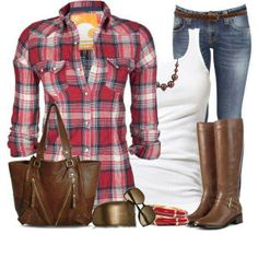 I can't find a red plaid shirt like this anywhere!!!