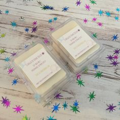 Toasted Marshmallow Scented Soy Wax Melts, Soy Wax Tarts, Hand Poured, Gift For Her, Gift For Him, Eco Friendly, Natural, Dye Free, Handmade by StargazerHomeDecor on Etsy