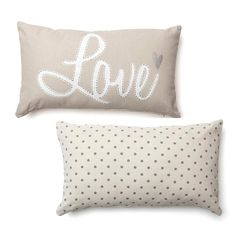 Homemaker 'Love' Print Cushion | Kmart