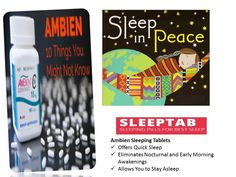 Ambien belongs to a group of medications known as central nervous system depressants which calms down the nervous system for a healthy sleep among insomniacs. It is a sedative hypnotic that helps you to fall asleep quickly and allows to stay asleep throughout night.