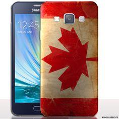 Protection téléphone Galaxy A3 Canada - Coque de protection personnalisée Samsung