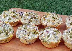 The Merciful Kitchen: Zucchini & Corn Muffins - Revisited