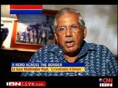 Pakistan war hero honoured at India's recommendation - YouTube