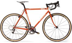 House Industries for Richard Sachs Bikes.