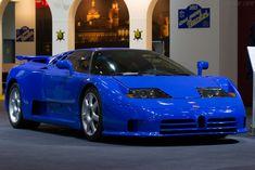 Bugatti EB110 SS - Chassis: 12 - Entrant: Bugatti Automobiles - 2015 Techno Classica